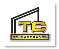 Tolsaf Mobile Crane Hire: Maitland, Newcastle, Hunter Valley, Central Coast Logo
