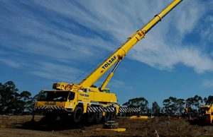 Crane Hire - TOLSAF CRANES: Newcastle, Hunter Valley, Central Coast