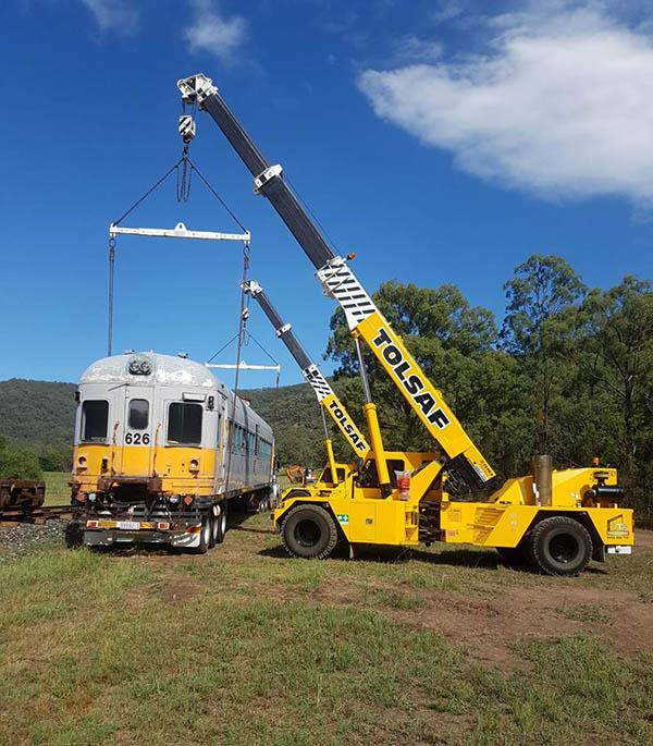 Safety - Tolsaf Mobile Crane Hire: Maitland, Newcastle, Hunter